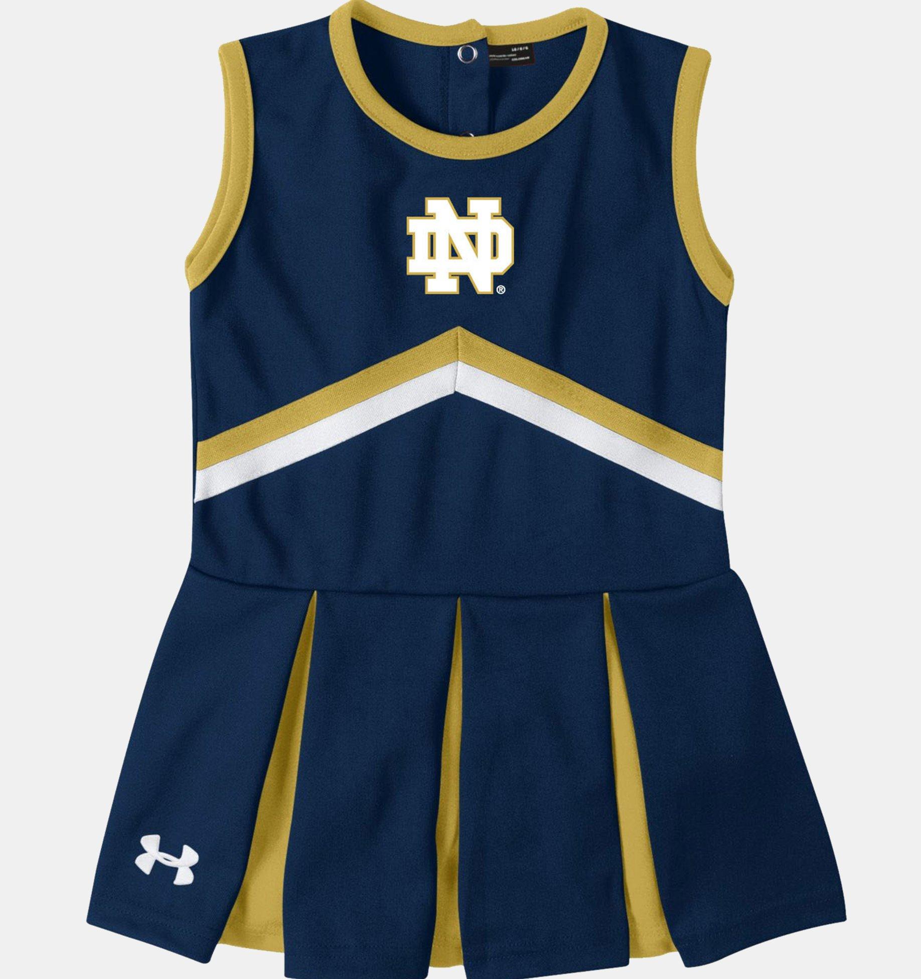 Underarmour Toddler UA Cheer Collegiate Dress