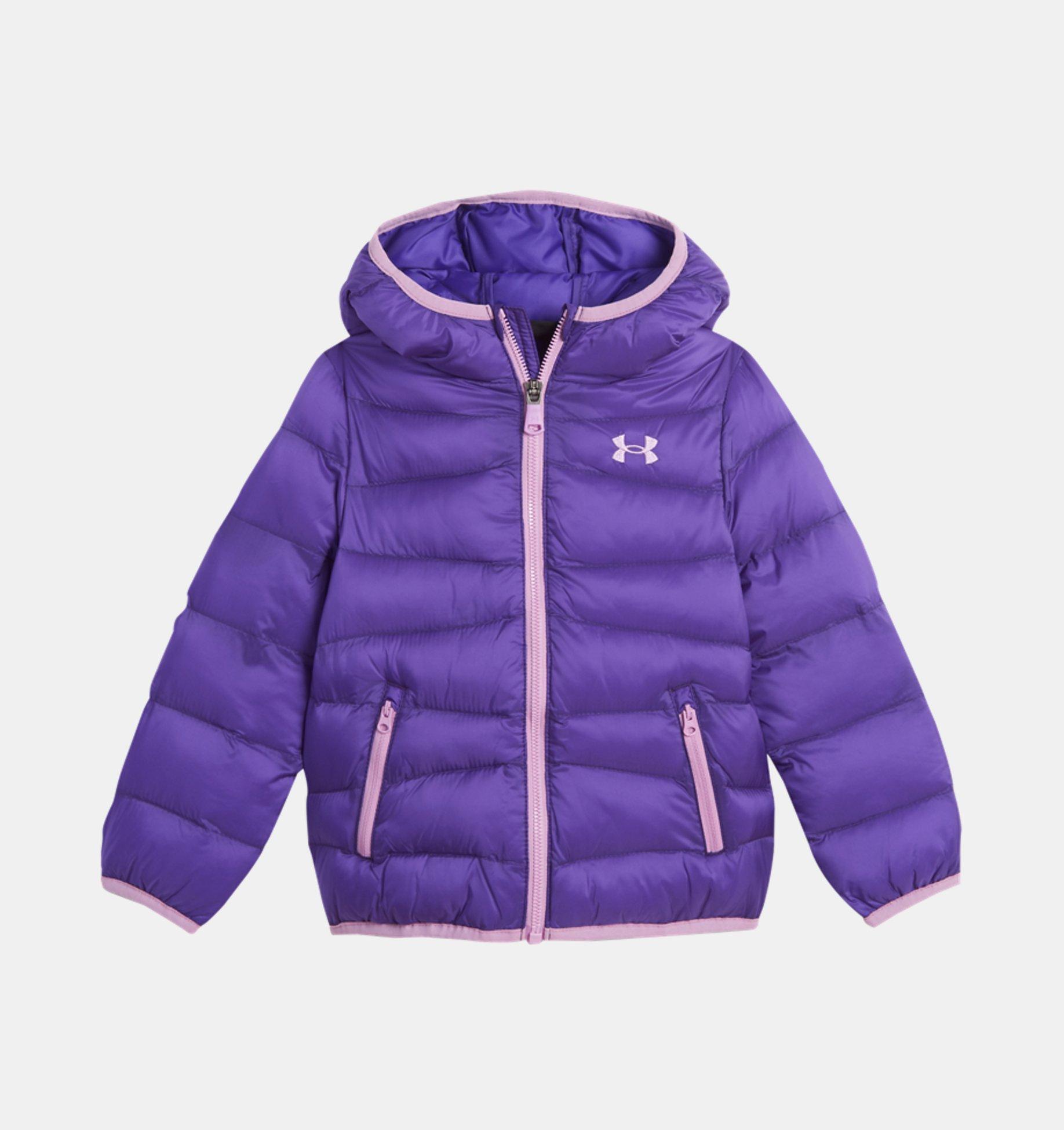 Underarmour Girls Infant UA Prime Puffer Jacket