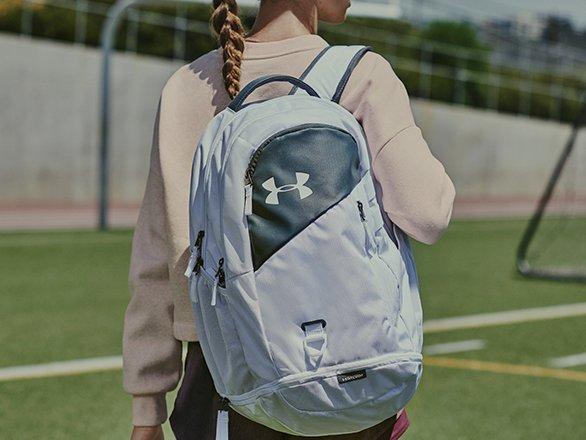 Regaño Reciclar Valle  Bolsos, maletas y mochilas de mujer   Under Armour® MX