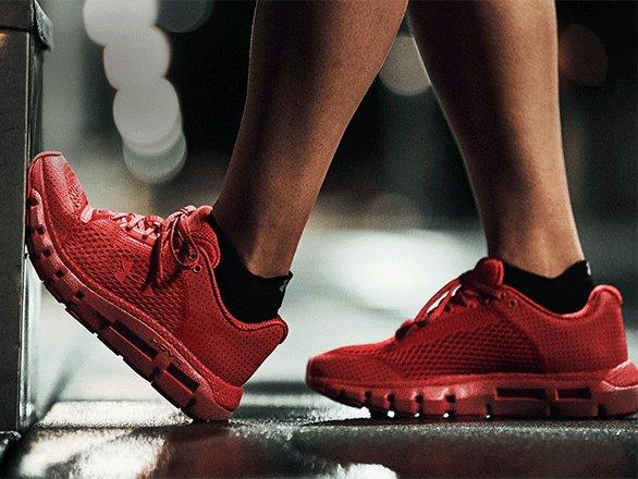 844b634e UA HOVR INFINITE. HOVR-Infinte. Regístrate. Zapatos de Running UA HOVR™ Infinite  Reflect para Hombre