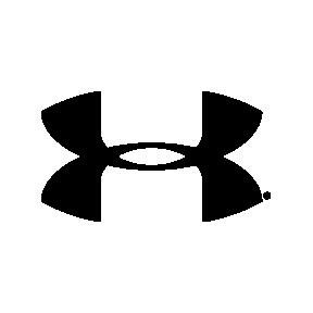 Logo Under Armour noir