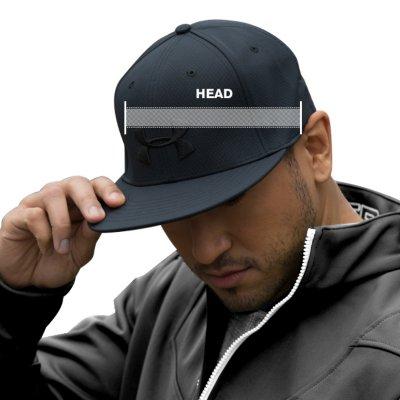 Topi UA Microthread Twist untuk Wanita Muda  baaaed1222