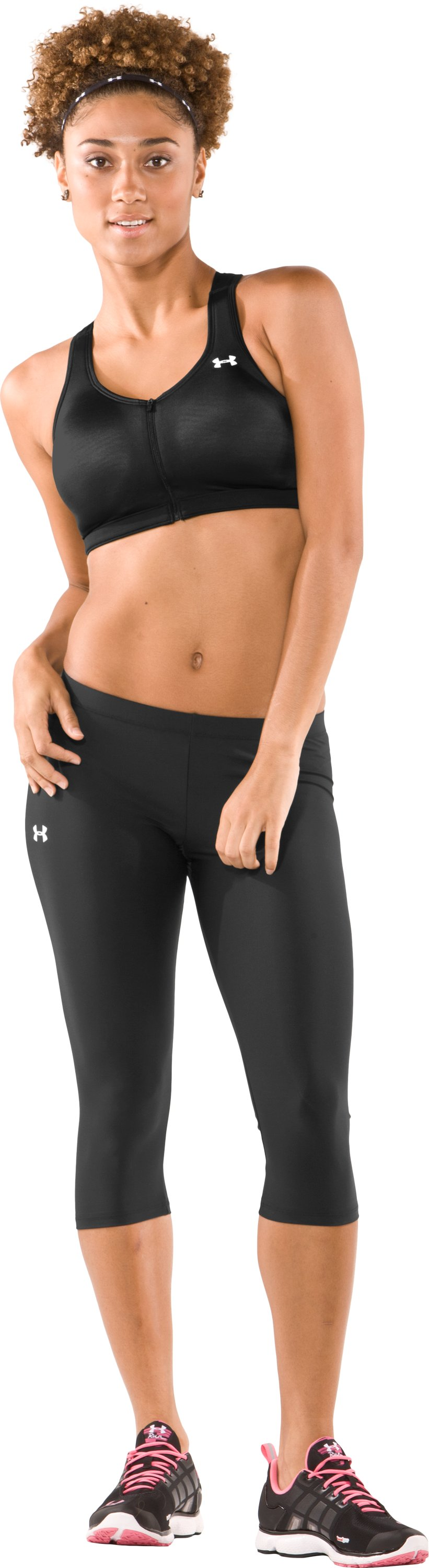 Women's Endure High-Impact Sports Bra (D Cup) | Under Armour US