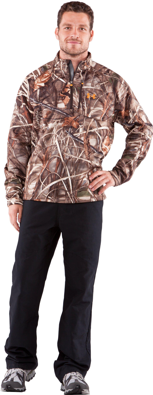 Men's Camo Hurlock Fleece Pullover | Under Armour US