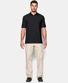 New Arrival Men's UA Tactical Range Polo  1 Color $49.99
