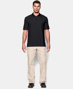 Men's UA Tactical Range Polo LIMITED TIME: FREE SHIPPING 2 Colors $33.74 to $44.99