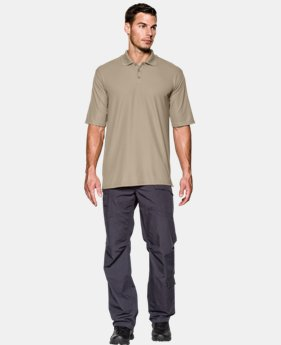 New Arrival Men's UA Tactical Range Polo LIMITED TIME: FREE SHIPPING 2 Colors $49.99