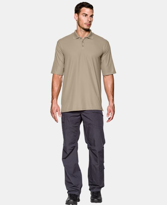Men's UA Tactical Range Polo  1 Color $28.49 to $37.99
