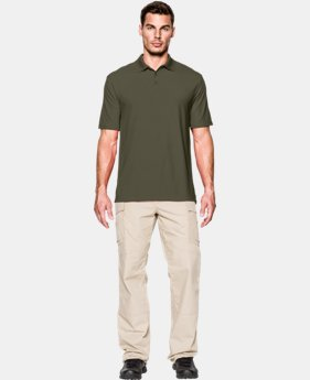 Men's UA Tactical Range Polo LIMITED TIME: FREE SHIPPING 1 Color $44.99 to $59.99