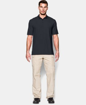 New Arrival Men's UA Tactical Range Polo LIMITED TIME: FREE SHIPPING  $49.99