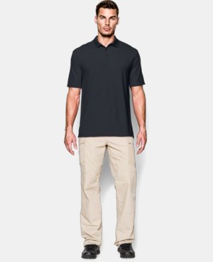 Men's UA Tactical Range Polo LIMITED TIME: FREE U.S. SHIPPING 1 Color $28.49