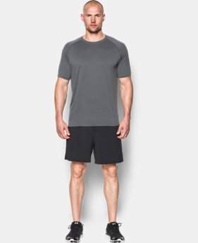 Best Seller  Men's UA Tactical Tech™ Short Sleeve T-Shirt  1 Color $19.99