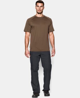 New Arrival  Men's UA Tactical Tech™ Short Sleeve T-Shirt   $29.99