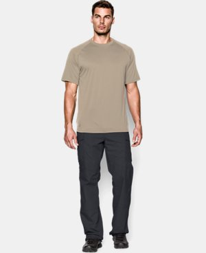 New Arrival  Men's UA Tactical Tech™ Short Sleeve T-Shirt  1 Color $29.99