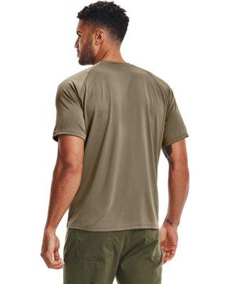 Under Armour Tactical T-Shirt Men's Heatgear Size Large Black Loose Active