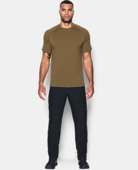 Best Seller  Men's UA Tactical Tech™ Short Sleeve T-Shirt  4 Colors $19.99