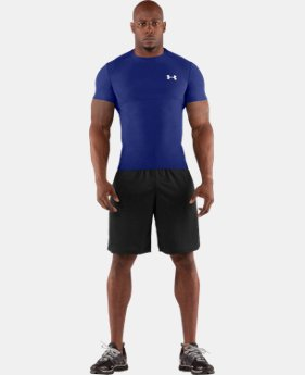 Men's HeatGear® Compression Short Sleeve T-Shirt