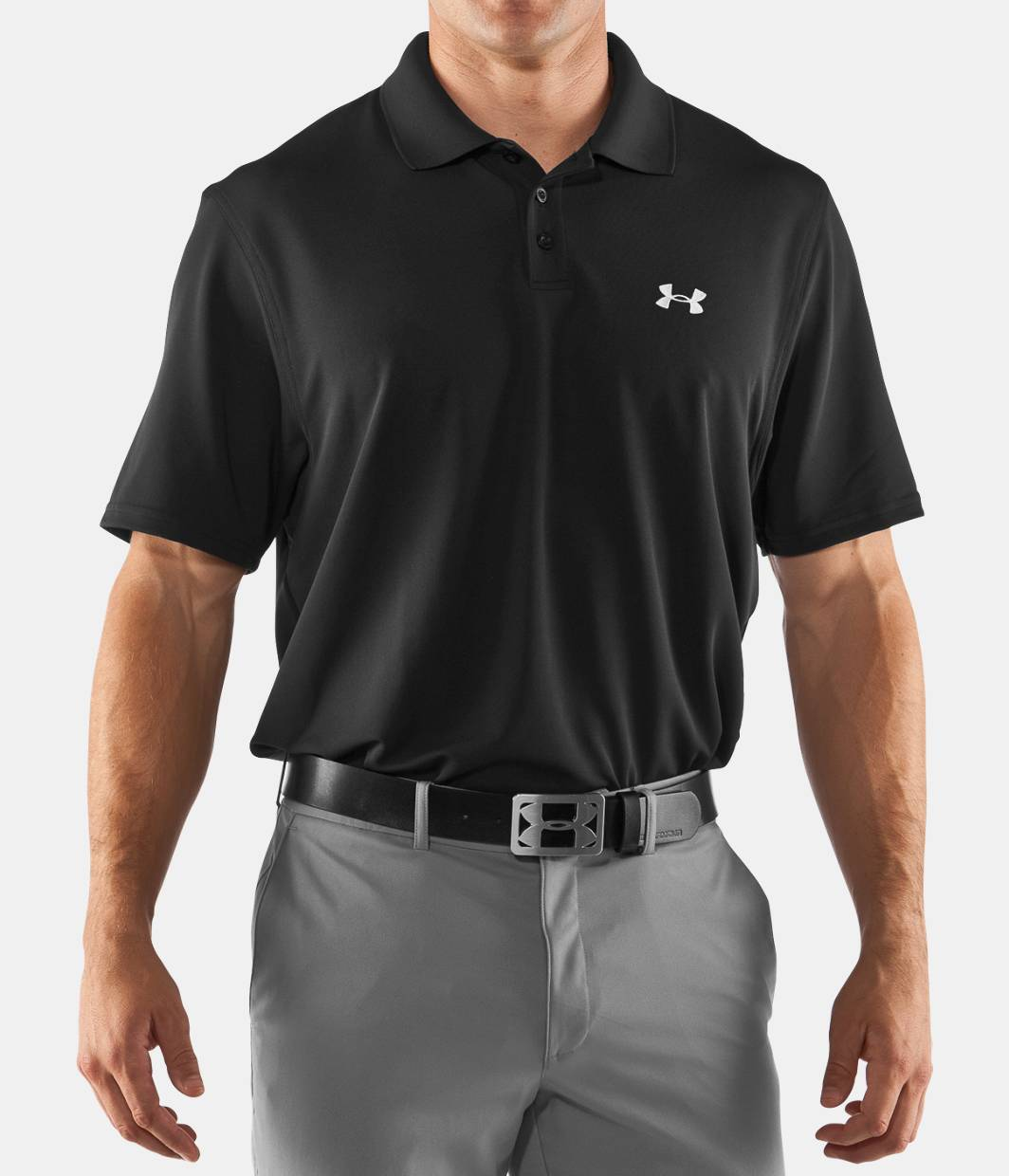 men s ua performance polo regular fit under armour us. Black Bedroom Furniture Sets. Home Design Ideas