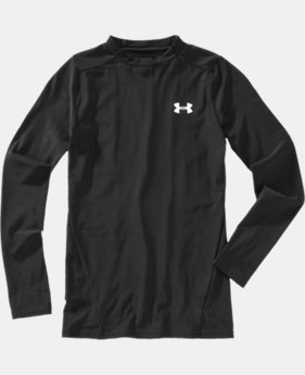Boys' Long Sleeve HeatGear® T-Shirt II