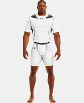 Men's UA HeatGear® Six Pocket Football Girdle