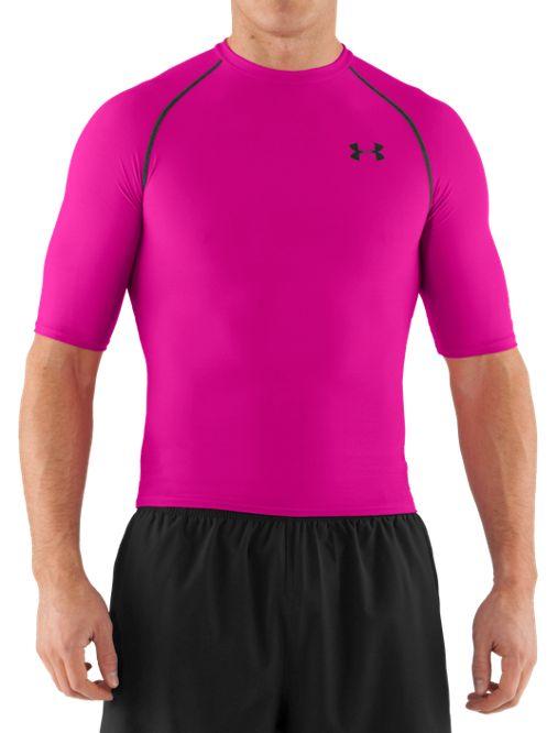 Men s HeatGear® Armour Compression T-Shirt  32cf1789d87b