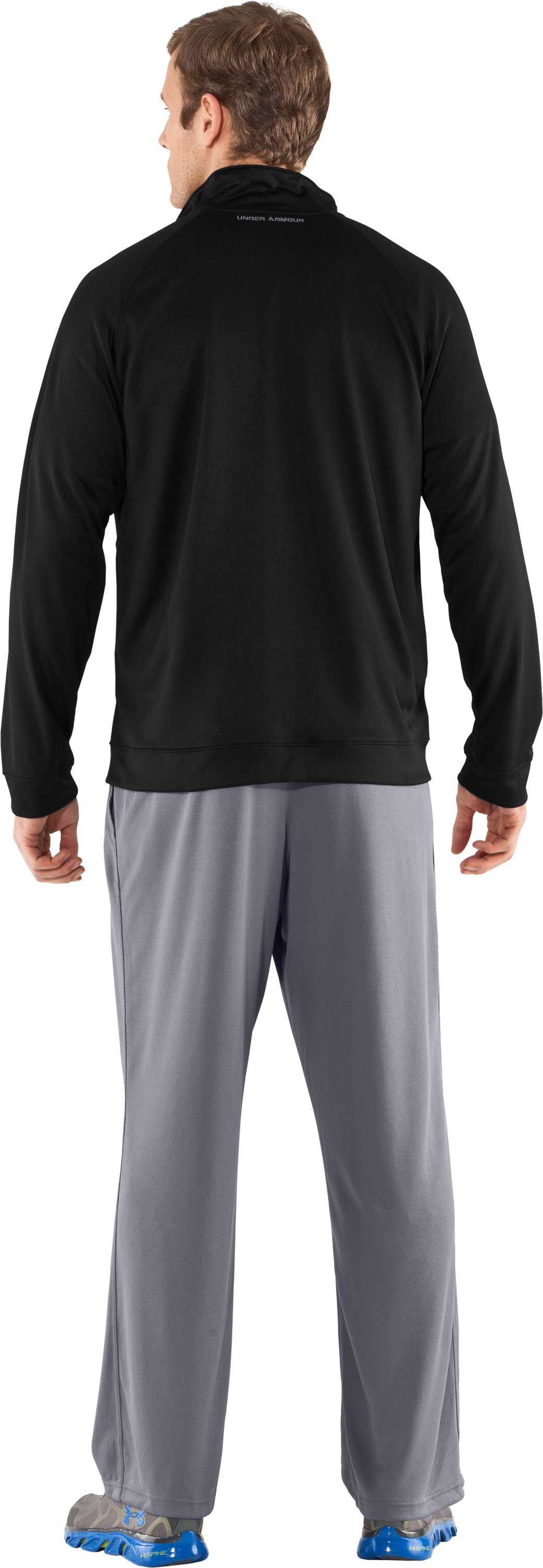 Men's UA Flex Jacket, Black , Back