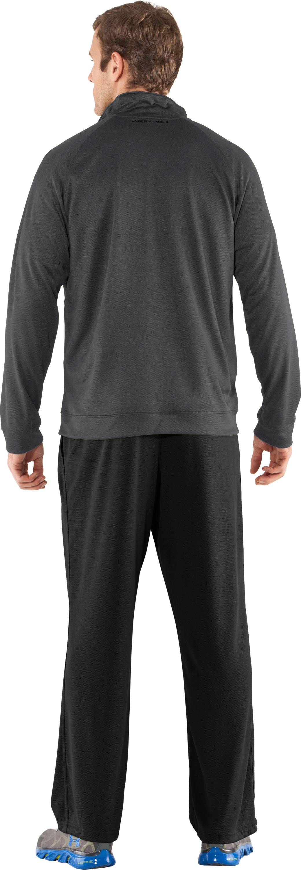 Men's UA Flex Jacket, Graphite, Back