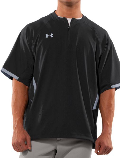 Baseball Pullover Jacket