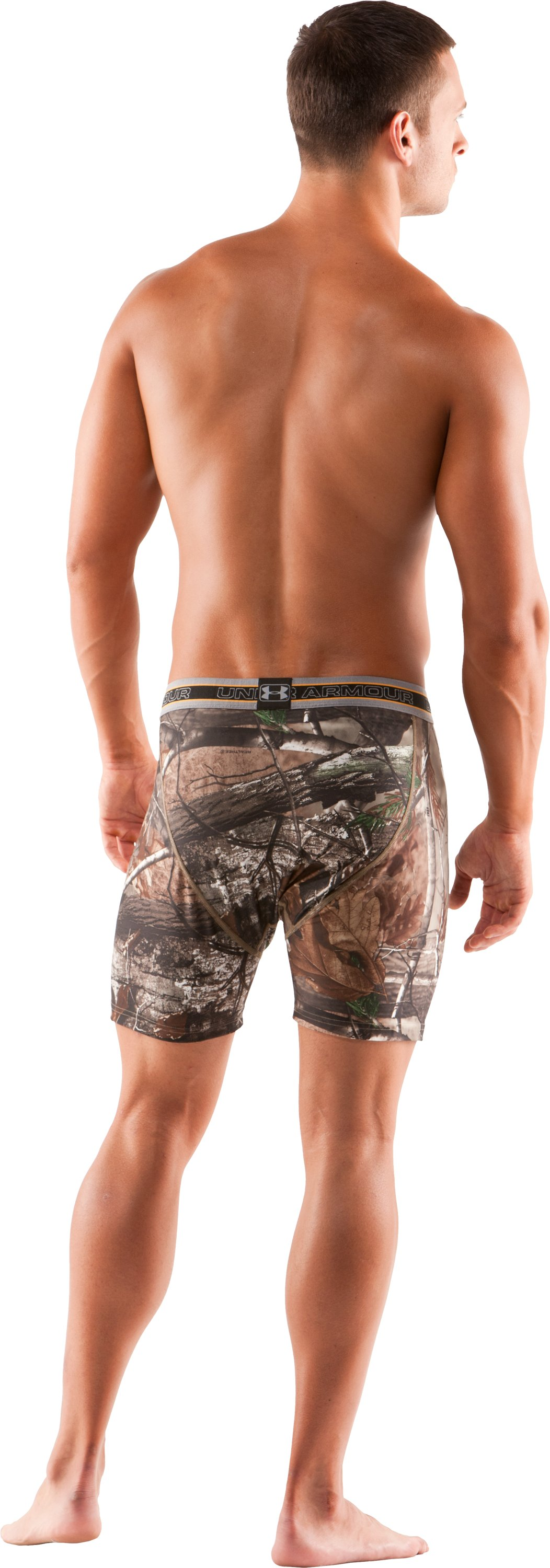 Men's Camo Boxerjock® Boxer Briefs, Realtree AP, Back