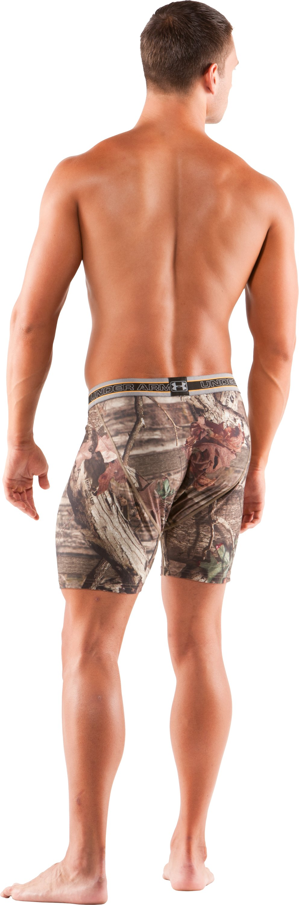 Men's Camo Boxerjock® Boxer Briefs, Mossy Oak Break-Up Infinity, Back