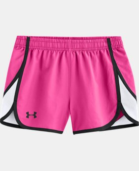 "Girls' UA Escape 3"" Shorts"