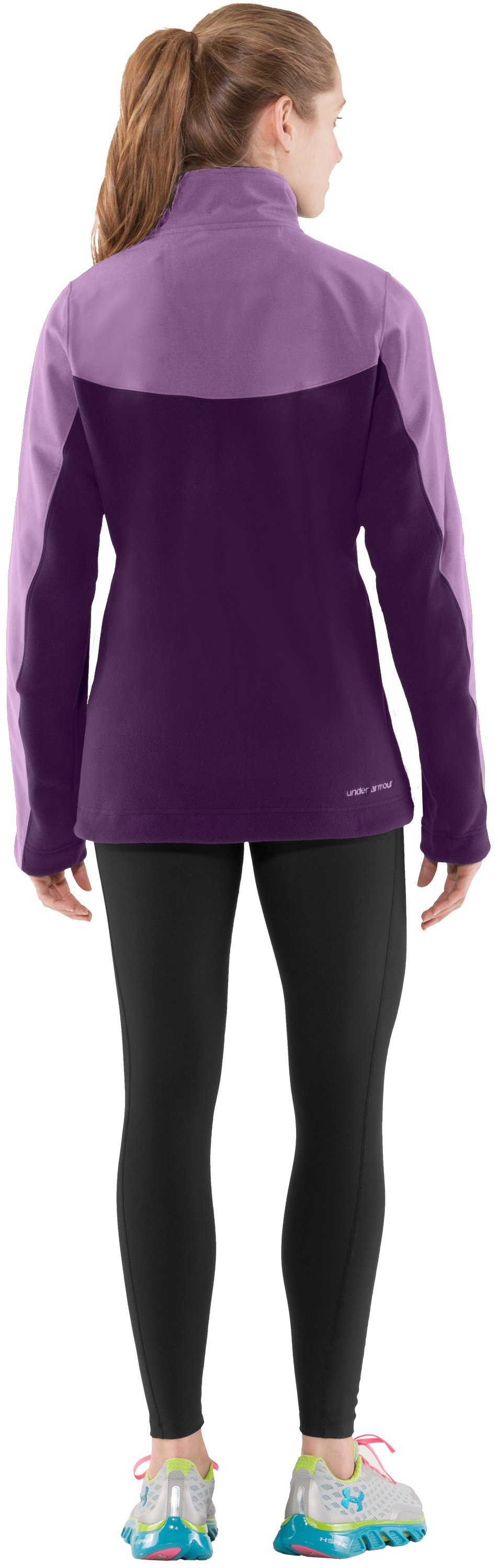 Women's Muroc Jacket, Sugar Plum, Back