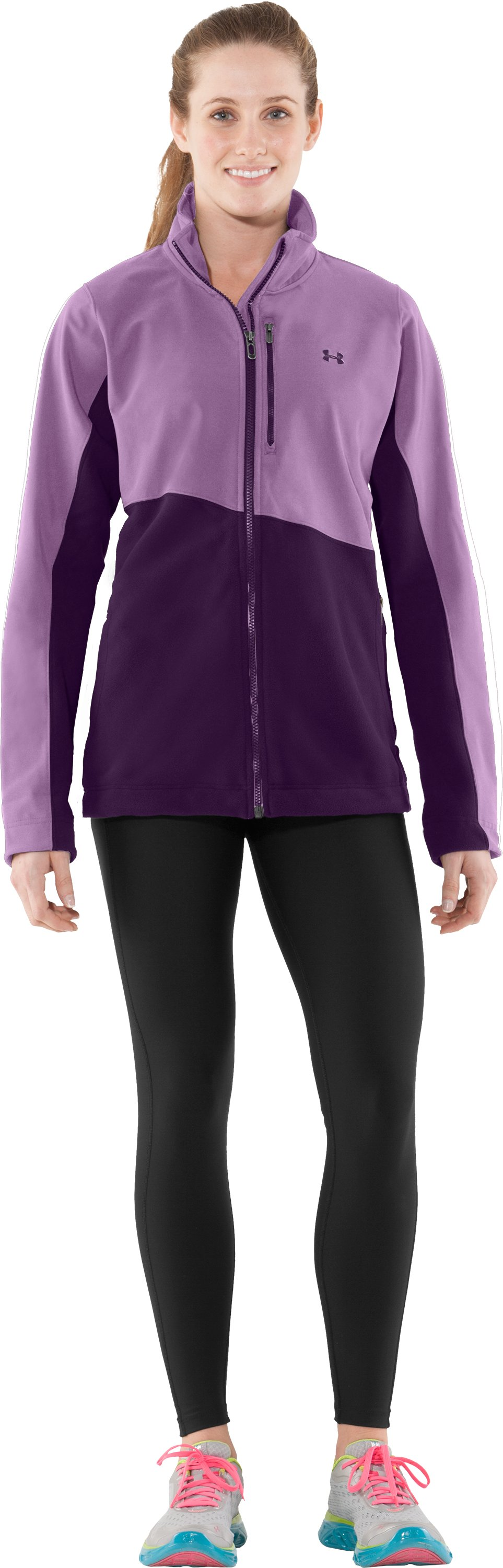 Women's Muroc Jacket, Sugar Plum, Front