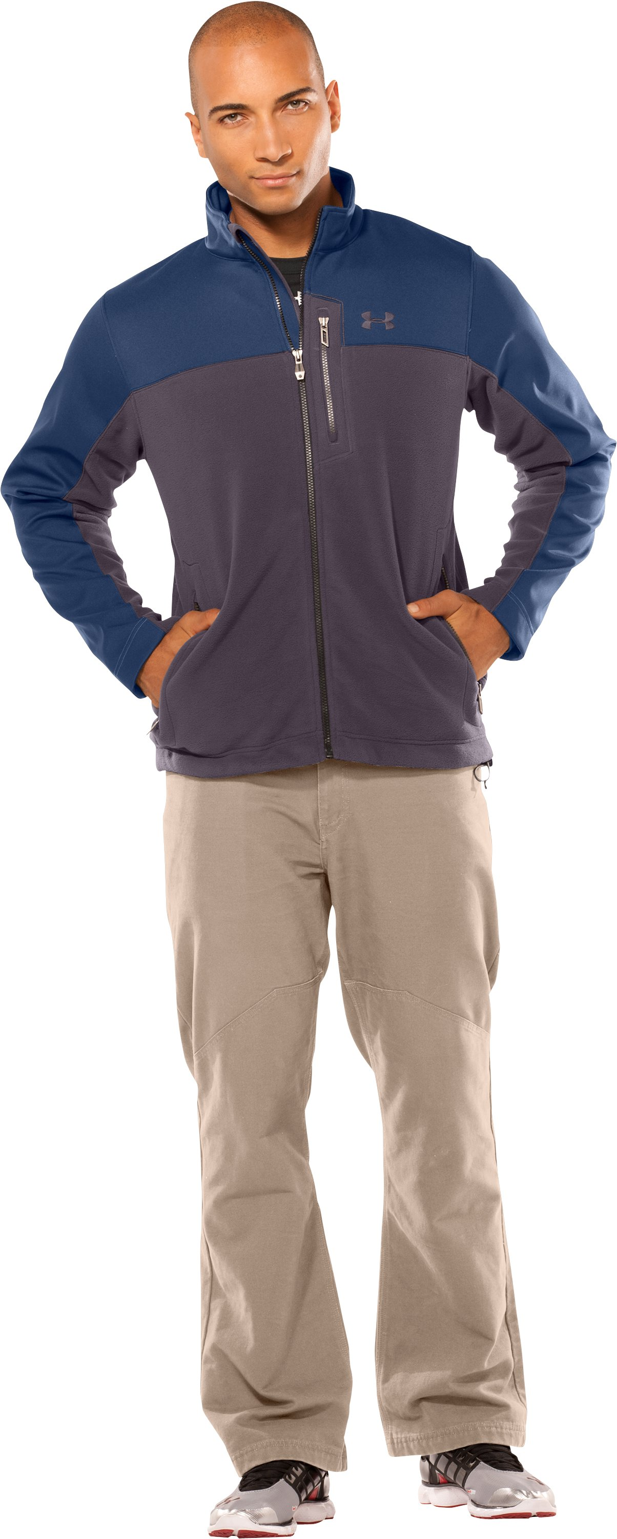 Men's Muroc Jacket, Admiral, Front