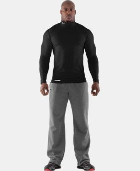 Men's ColdGear® Fitted Long Sleeve Mock
