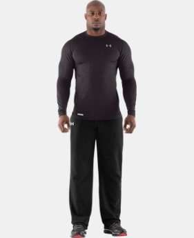 Men's ColdGear® Fitted Long Sleeve Crew