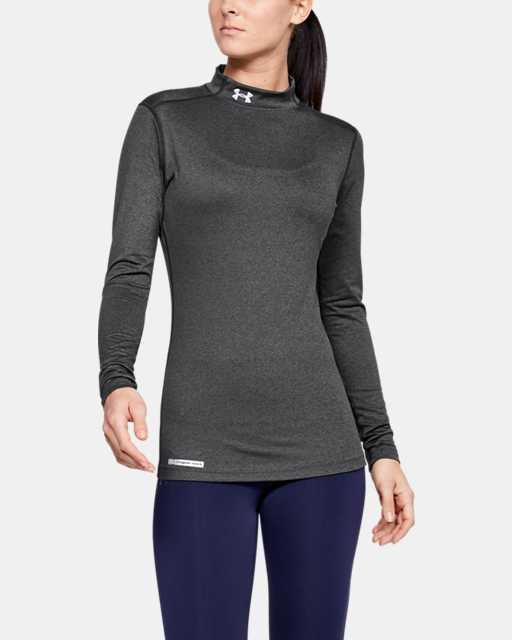 Women's UA ColdGear® Authentic Mock