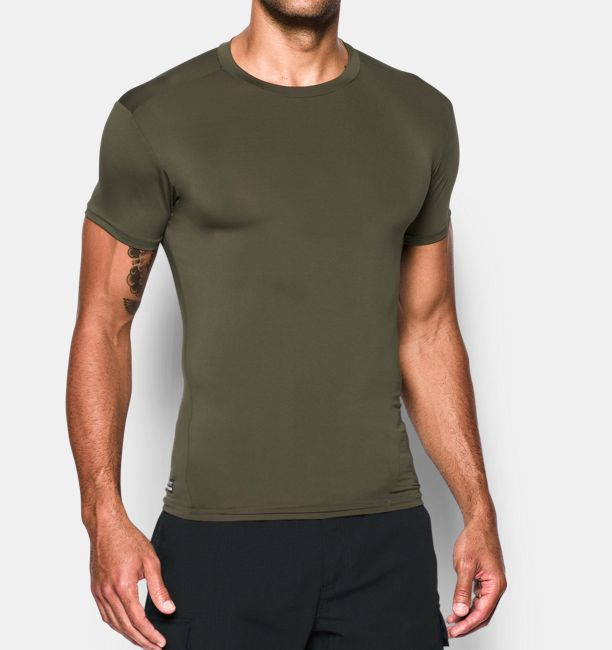 Under Armour HeatGear Short Sleeve T-Shirt Sneakernews Cheap Price Free Shipping Pay With Paypal The Best Store To Get Free Shipping Brand New Unisex ggWNzq