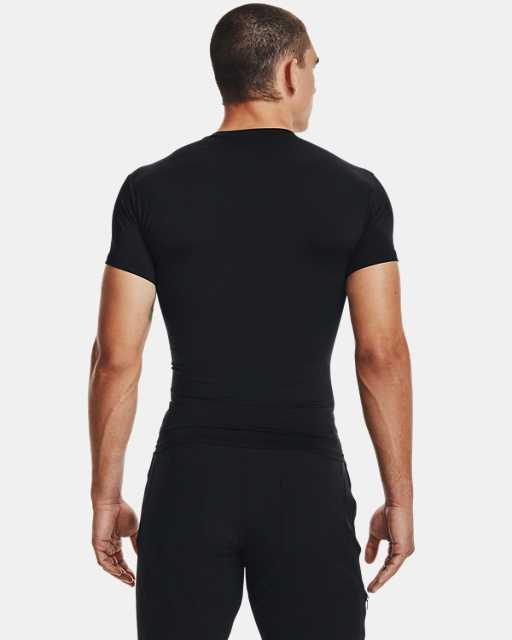 Men's Tactical HeatGear® Compression V-Neck T-Shirt