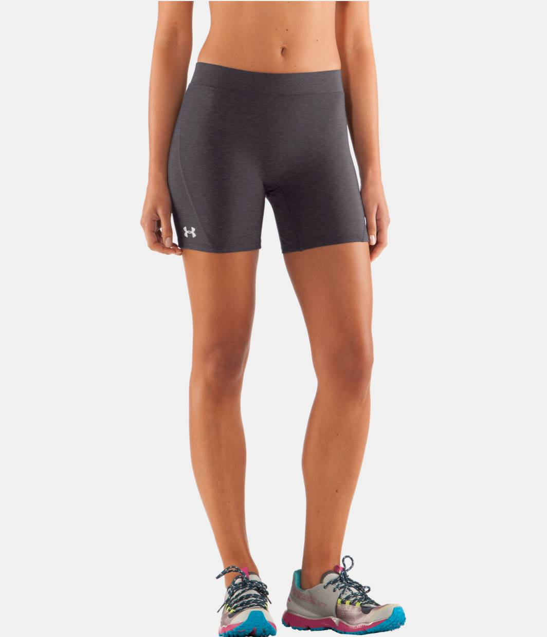 Simple Under Armour HeatGear&194&174 Armour Womens Compression Shorts Are A Technical Baselayer Wear That Can Boost You To New Levels Of Training Or Fitness Performance The UA Compression Fit Works Like A Second Skin Which Supports Your