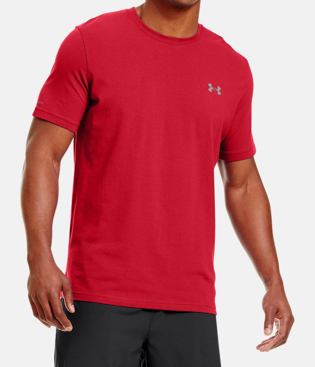 men s charged cotton t shirt under armour us ForUnder Armour Charged Shirt