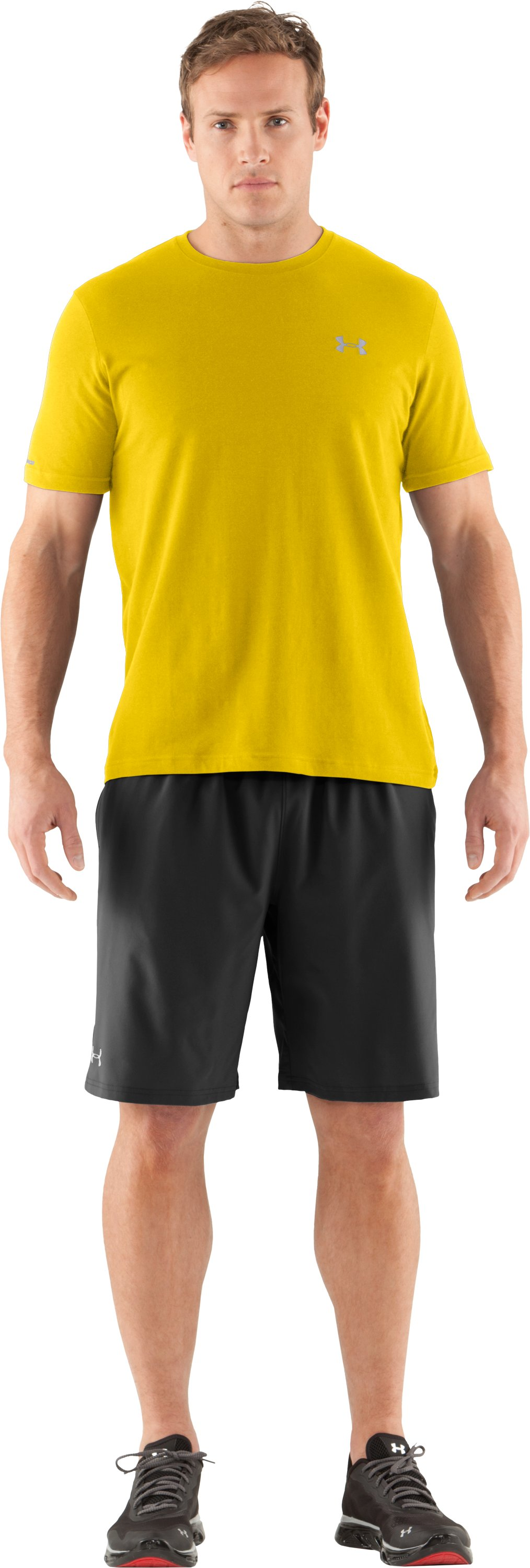 Men's Charged Cotton® T-Shirt, Taxi
