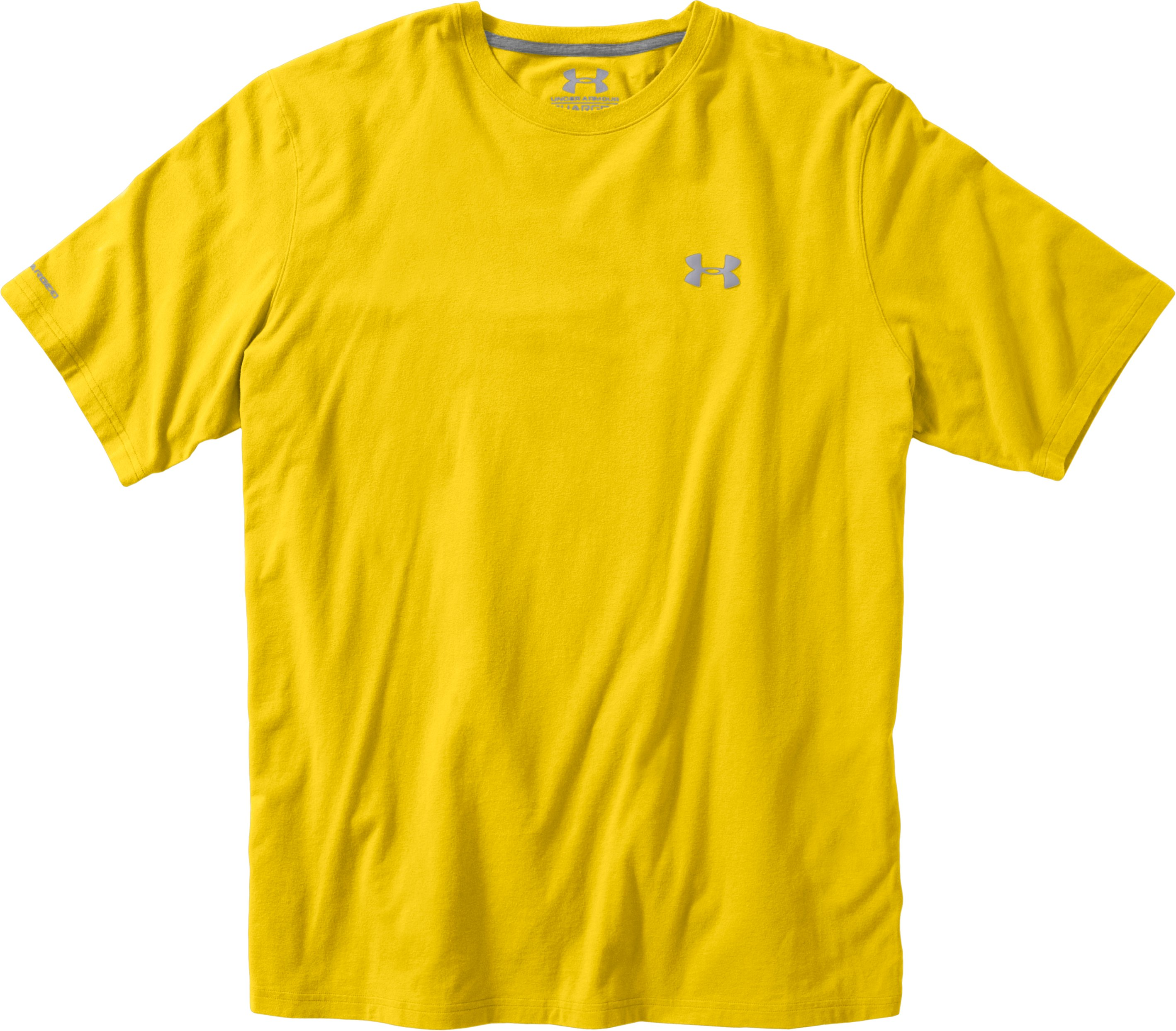 Men's Charged Cotton® T-Shirt, Taxi, Laydown