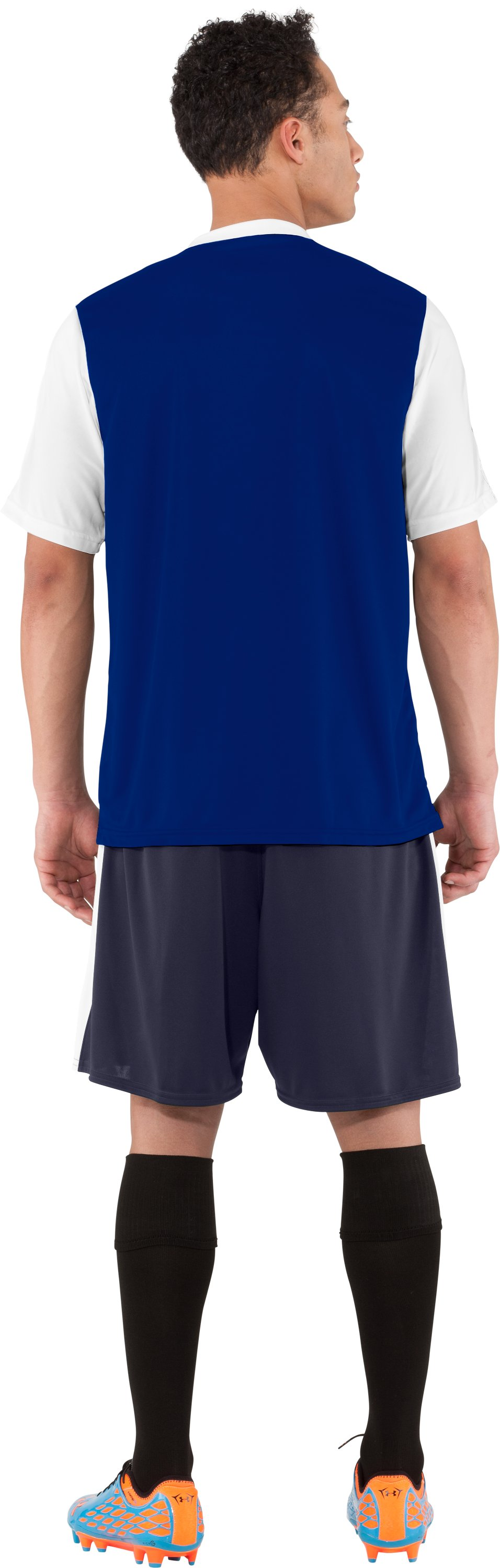 Men's UA Classic Short Sleeve Jersey, Royal, Back