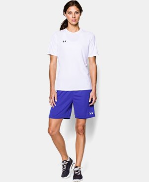 Women's UA Classic Short Sleeve Jersey LIMITED TIME: FREE U.S. SHIPPING 1 Color $22.99