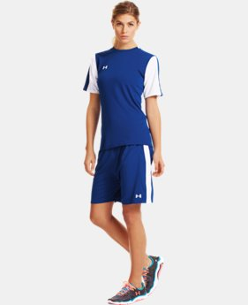 Women's UA Classic Short Sleeve Jersey LIMITED TIME: FREE U.S. SHIPPING 1 Color $13.49 to $17.99
