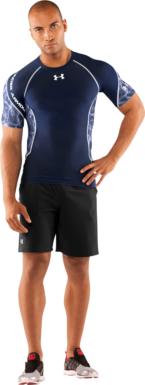 Men's UA Combine™ Bolt Compression Short Sleeve T-Shirt ...