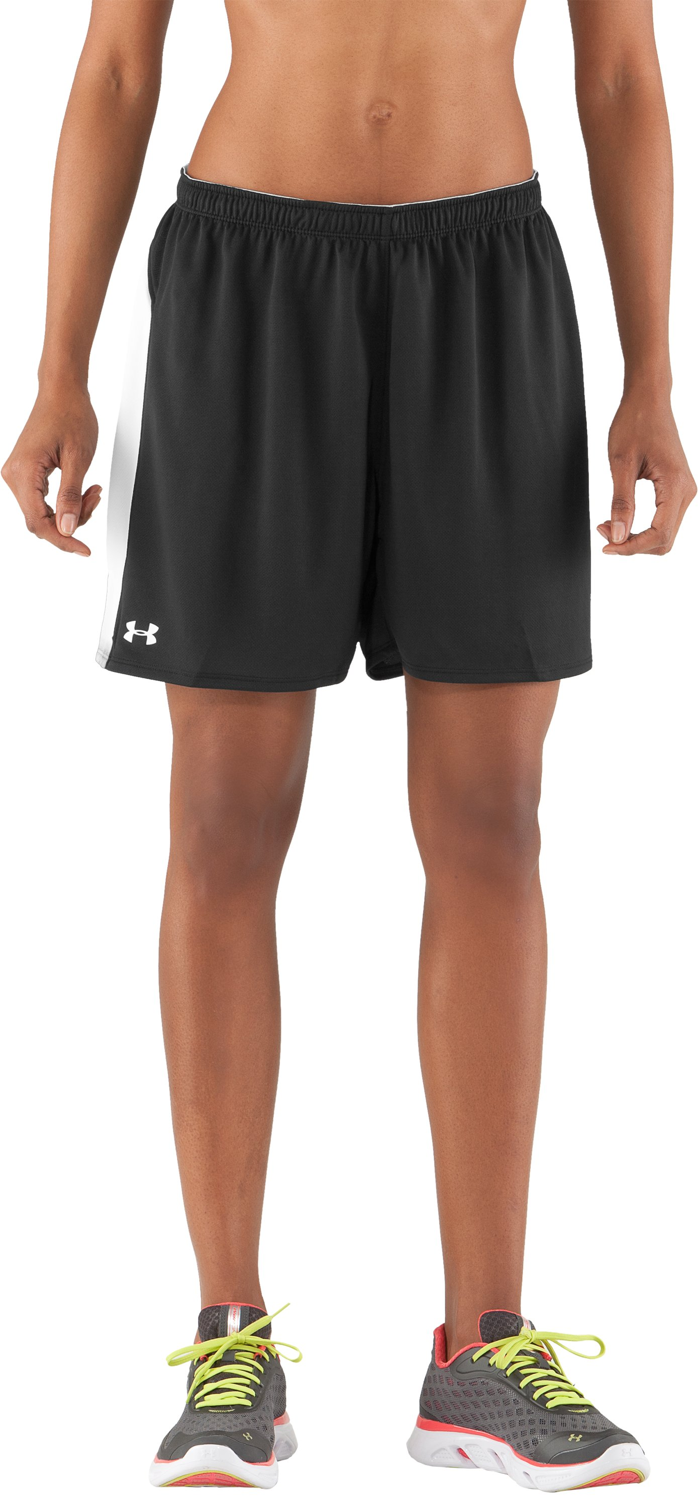 "Women's UA Clutch 5"" Shorts, Black , undefined"