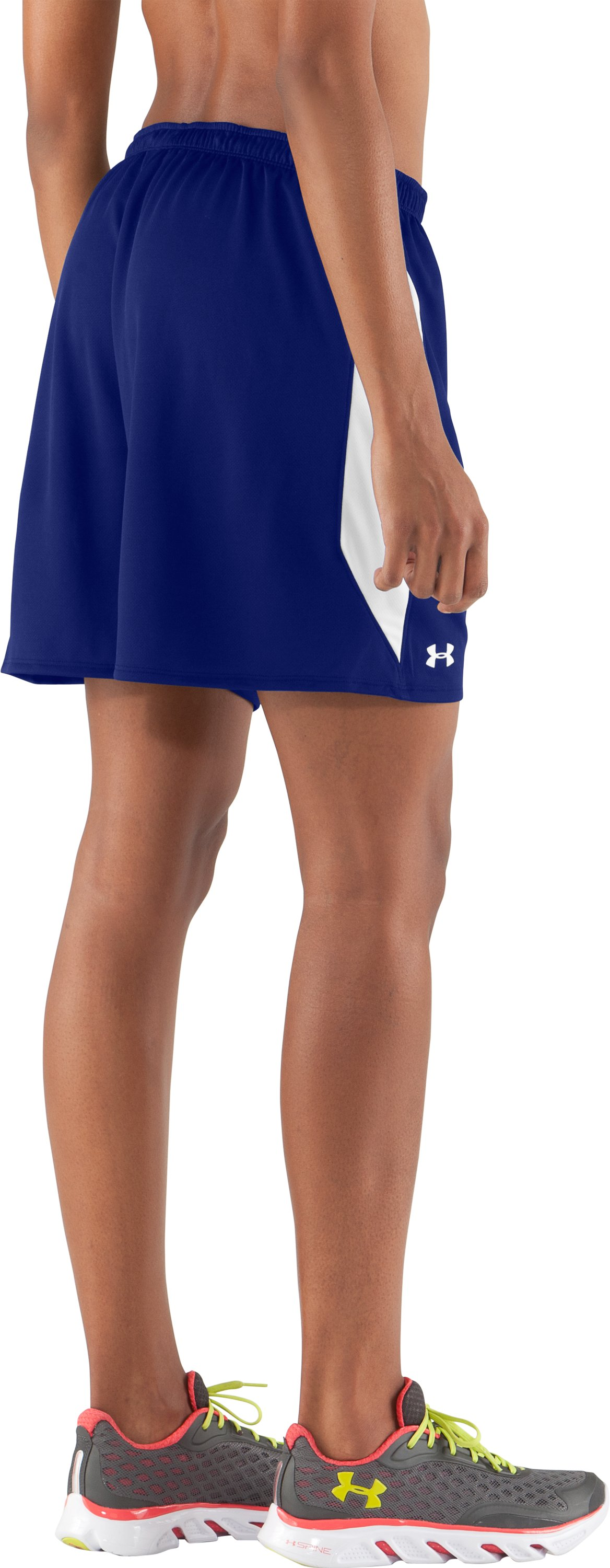 "Women's UA Clutch 5"" Shorts, Royal, undefined"