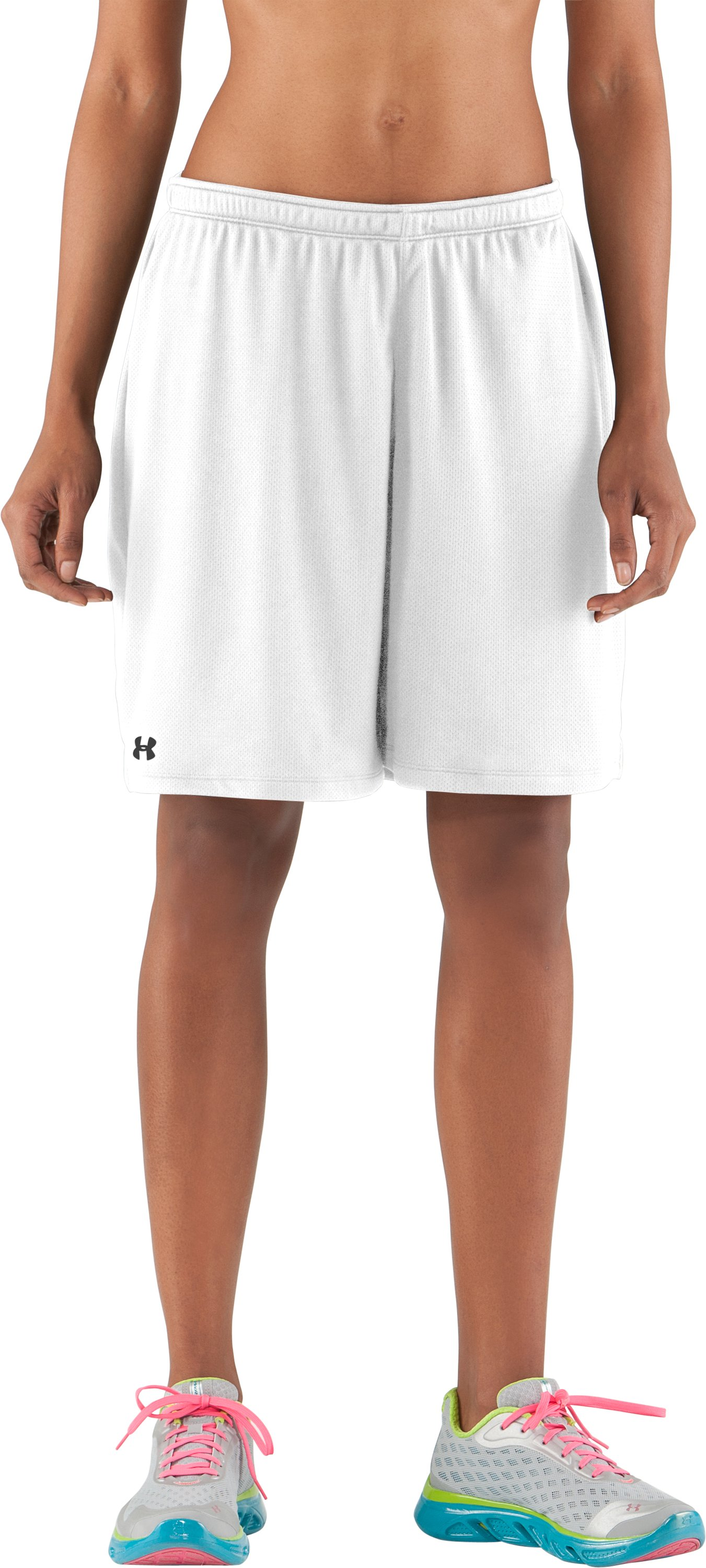 "Women's Dominate 8.5"" Short, White"
